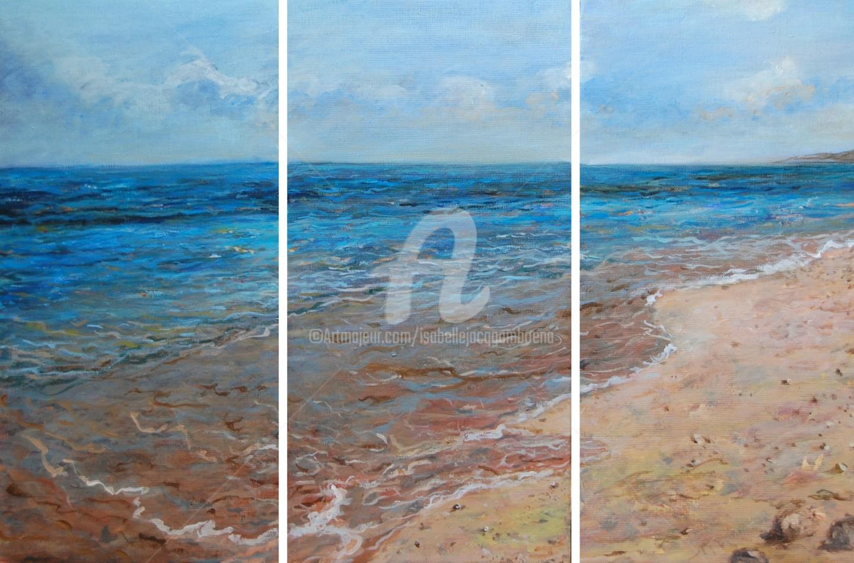 Isabelle Jacq Gamboena - Viaje azul
