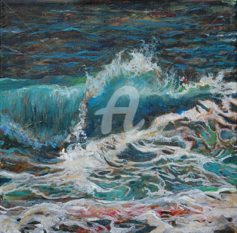 Isabelle Jacq Gamboena - Se alegra el mar