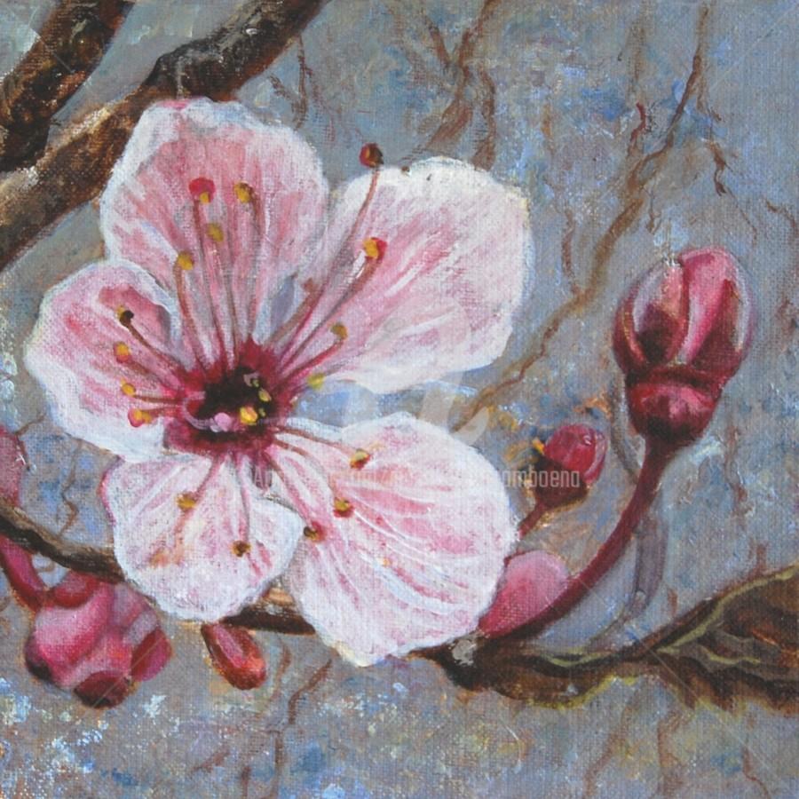 Isabelle Jacq Gamboena - Primavera