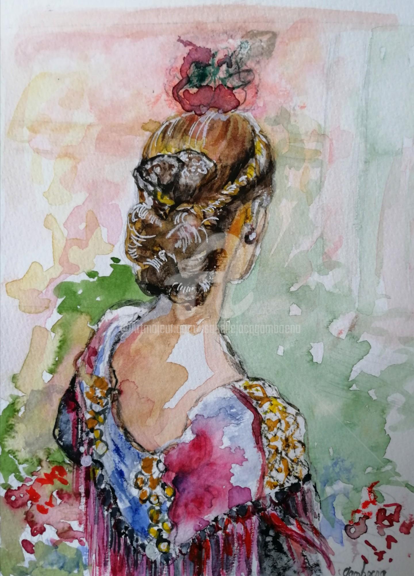 Isabelle Jacq Gamboena - Sueño andaluza-3