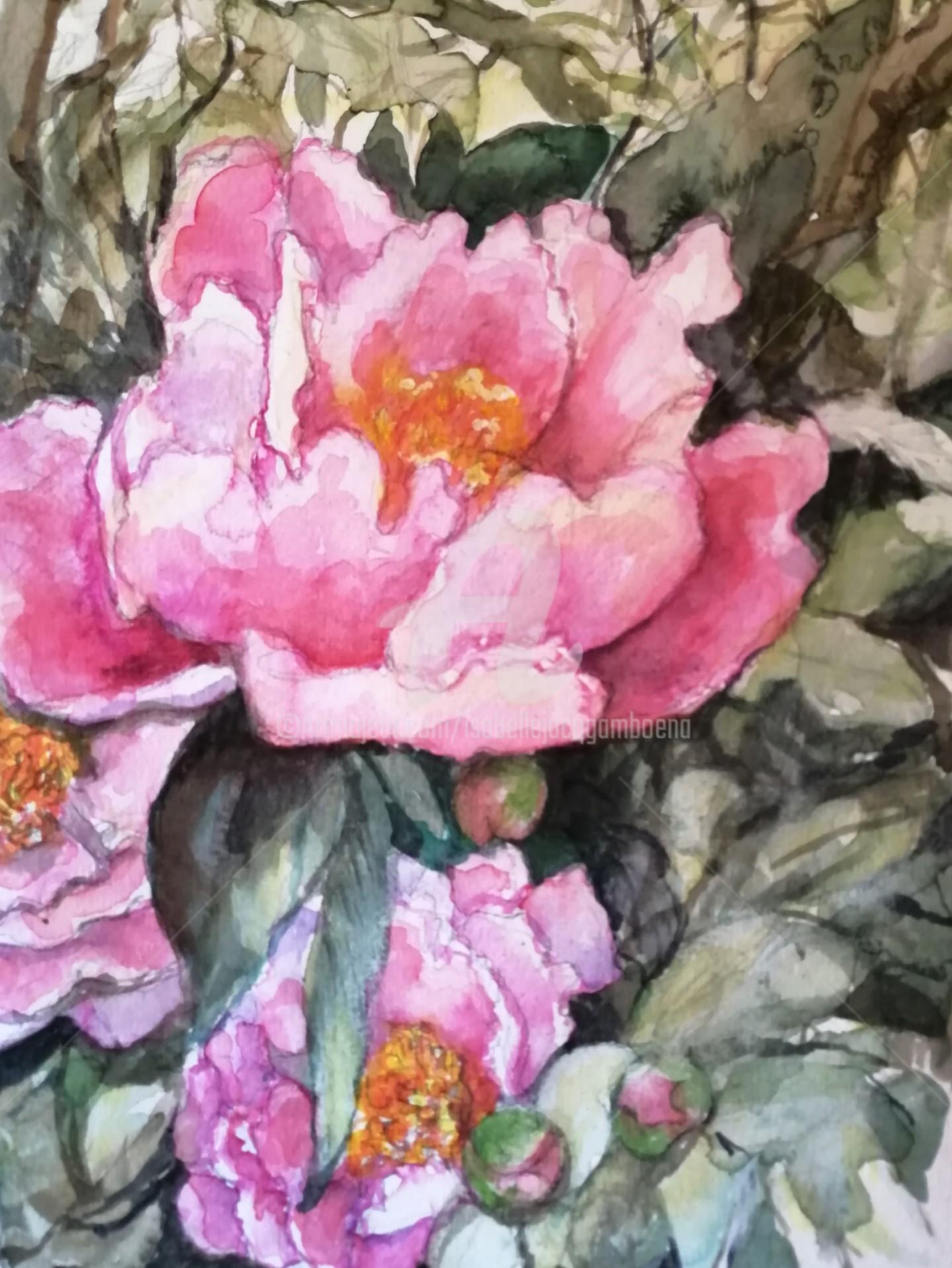 Isabelle Jacq Gamboena - Flores del aire-2