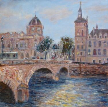 Pont Saint Michel, Paris